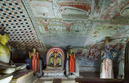 Anuradhapura to Sigiriya